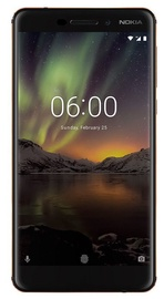 Nokia 6 2018 Dual 3/32GB Black