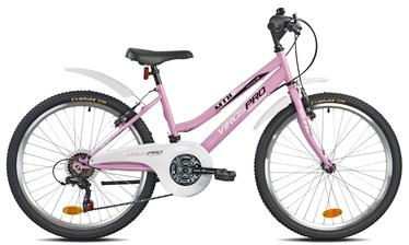 """Laste jalgratas VirosPro Sports 8450D, roosa, 24"""""""