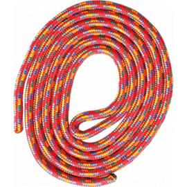 Скакалка Yate Colours, 2800 мм, красный/многоцветный