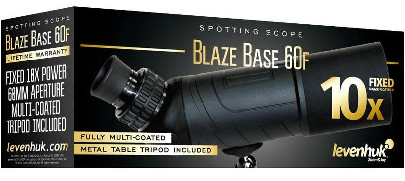 Levenhuk Blaze BASE 60F Spotting Scope
