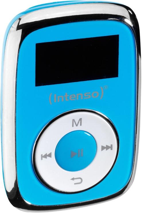 Музыкальный проигрыватель Intenso 3614564, синий, 8 ГБ