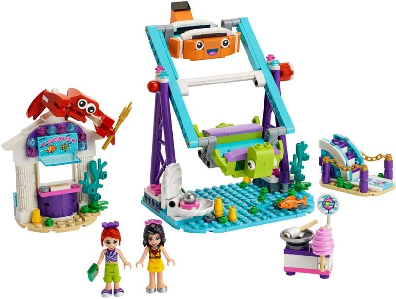 Konstruktorius LEGO® Friends 41337 Povandeninė kilpa