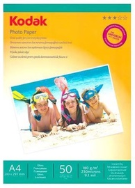 Kodak Photo Paper Glass A4 210 x 297mm 180g