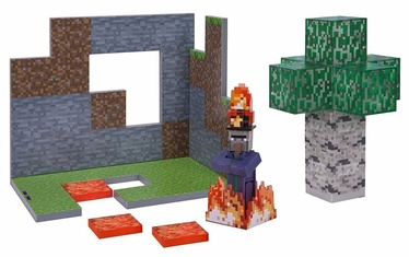 Jazwares Minecraft Birch Forest Biome Series 4