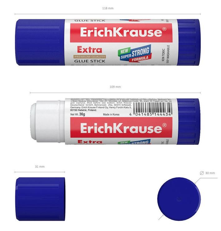 ErichKrause Glue Stick Extra 36g