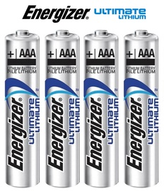 Energizer Ultimate Lithium AAA 4x