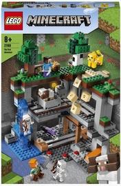 Конструктор LEGO Minecraft Первое приключение 21169, 542 шт.