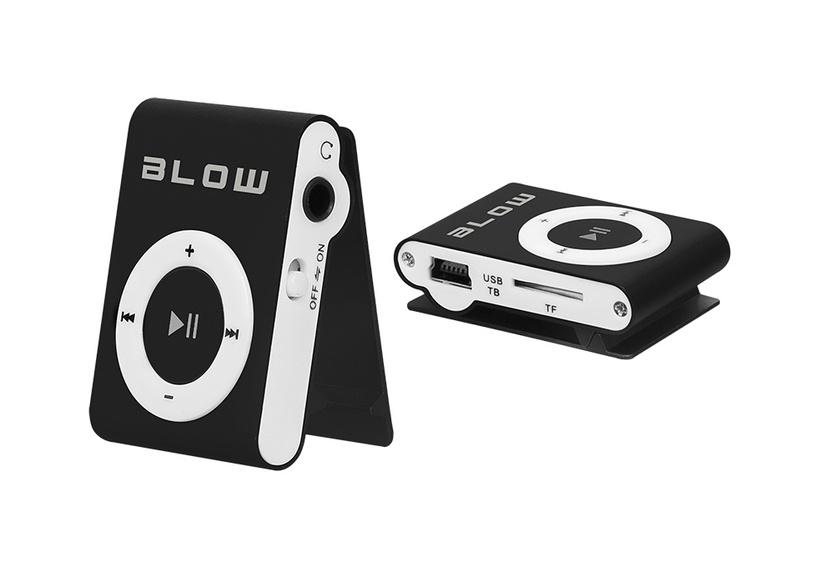 Музыкальный проигрыватель Blow 74-310, черный, 32 ГБ