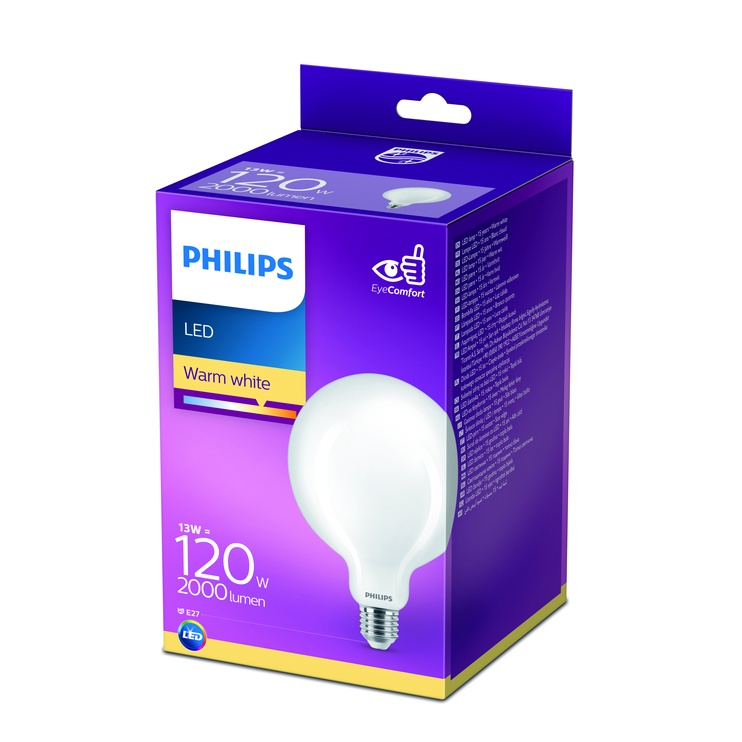 LED-LAMP PHILI PAR16 360 3.5W GU10 2700K
