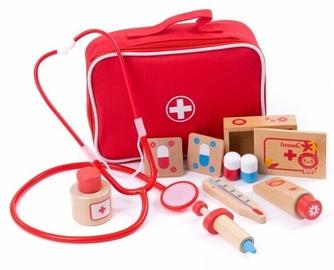 Rotaļlietu ārsta komplekts Iwood Doctor Set 14005
