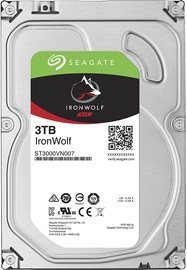 Seagate IronWolf HDD NAS 2 x 3TB 5900RPM SATAIII 64MB ST3000VN007X2