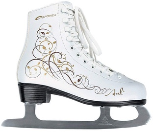 Spokey Axel Ice Skates White 38-39
