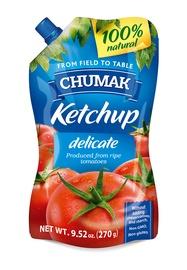 Kečupas švelnusis CHUMAK Ketchup Delicate, 270 g
