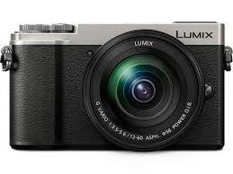 Panasonic LUMIX DC-GX9ME + 12-60mm F3.5-5.6 Kit Lens Black