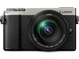 Panasonic LUMIX DC-GX9ME + 12-60mm F3.5-5.6 Kit Lens Black