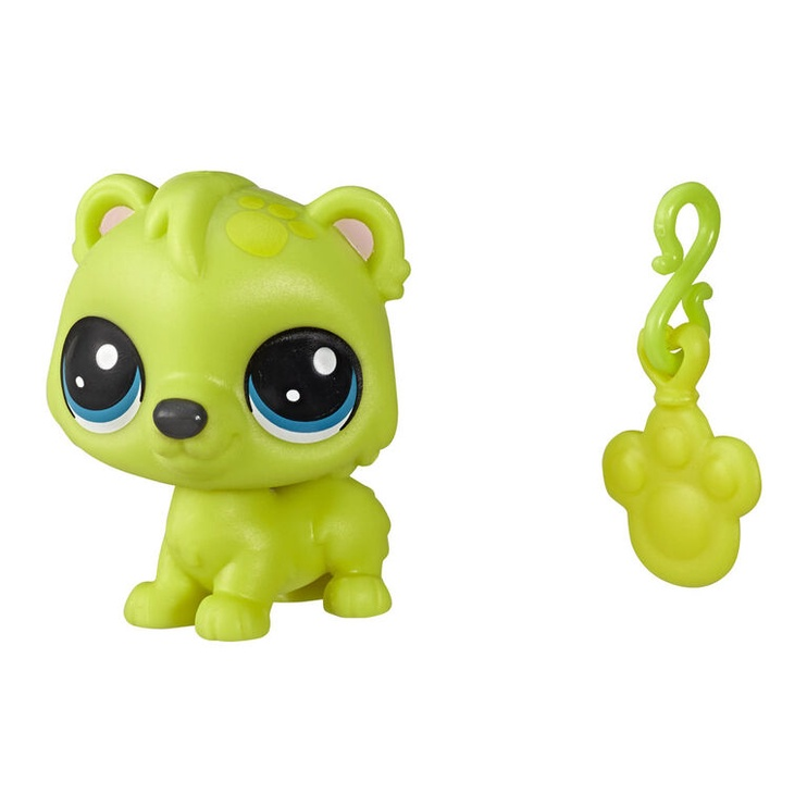 Фигурка-игрушка Hasbro Littlest Pet Shop Lucky Pets Fortune Cookie Surprise Toy E7260