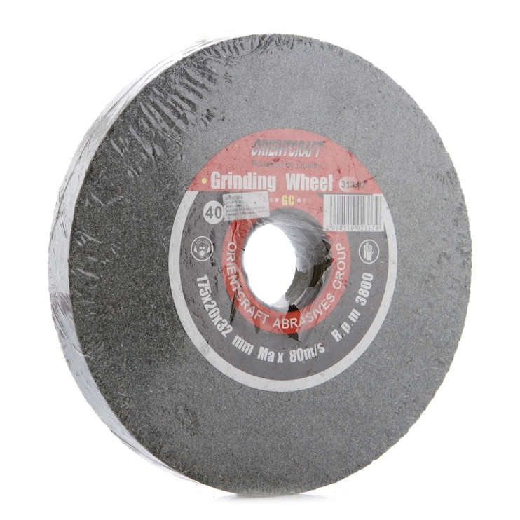 Keraamiline lihvketas kivi Orientcraft K40, 175x20x32 mm