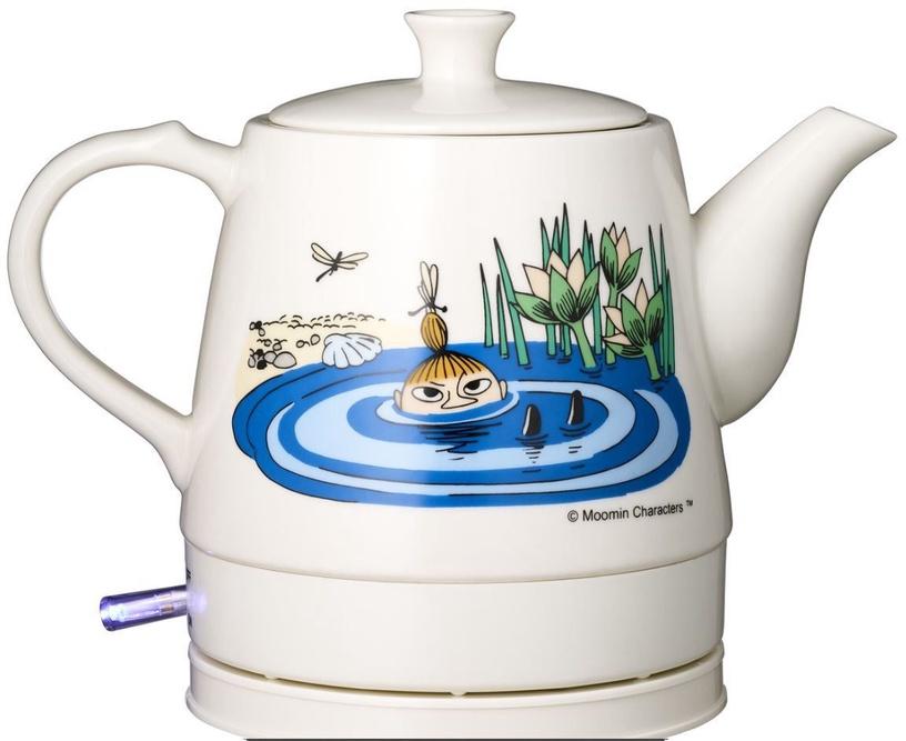 Электрический чайник Moomin White