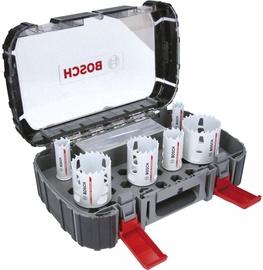 Bosch 2608594183 Carbide Universal Hole Saw Set 8pcs