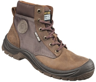 Ботинки, коричневый, 44