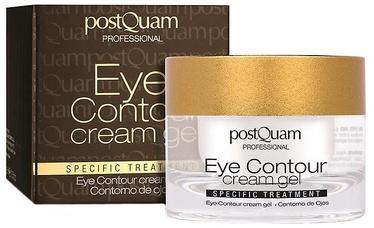 PostQuam Professional Eye Contour Cream Gel 15ml