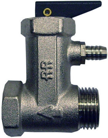Remer 413-8 Water-Heater Valve 1/2""