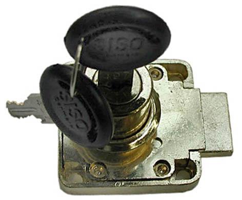Baldinė spyna CL-X850, 19 x 22 mm