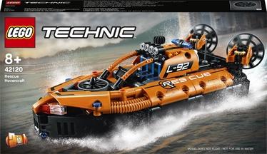 Конструктор LEGO Technic Спасательное судно на воздушной подушке 42120