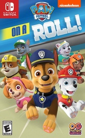 Žaidimas Paw Patrol: On A Roll Bundle SWITCH