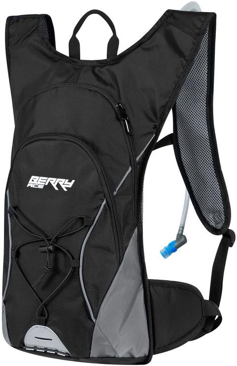 Рюкзак Force Berry Ace Plus Water Backpack 12l/2l Black/Grey