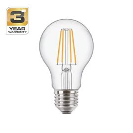 SPULDZE LED FIL A60 7W E27 WW CL ND 806 (STANDART)