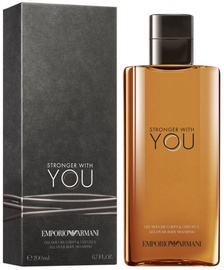 Emporio Armani Stronger With You Pour Homme Shower Gel 200ml