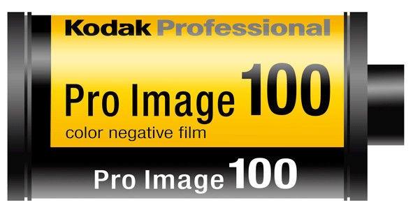 Kodak Professional Pro Image 100 Color Negative Film 135/36x5pcs