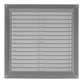 Ventilācijas reste Europlast VR250x250mm, pelēka