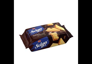 Vafliai Selga šokolado skonio, 90 g