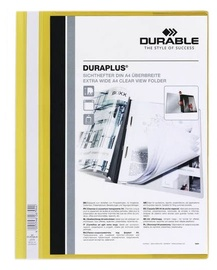 Durable Duraplus Folder Yellow