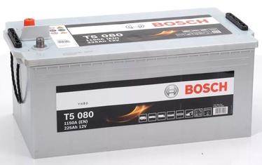 Аккумулятор Bosch T5 080, 12 В, 225 Ач, 1150 а