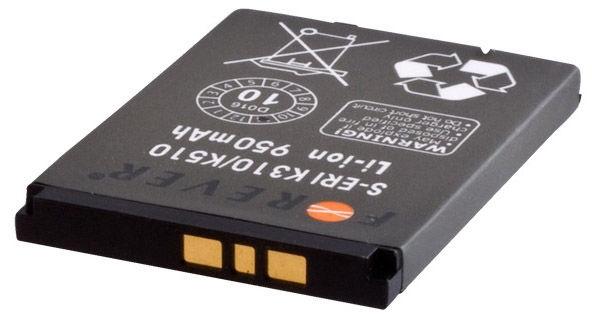 Батареи Forever Battery Sony Ericsson K310/K320/T250 Li-ion 950 mAh Analog