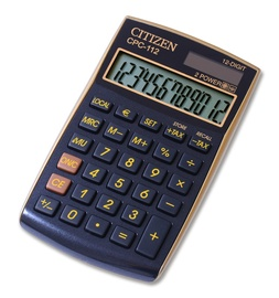 Citizen Calculator CPC 112GEWB