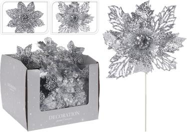 Koopman Artificial Flower 21cm Silver