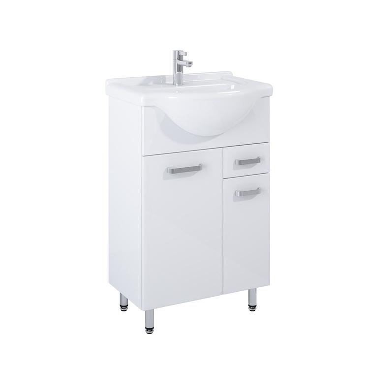 Шкаф для раковины Elita Bathroom Cabinet Eve With Sink White