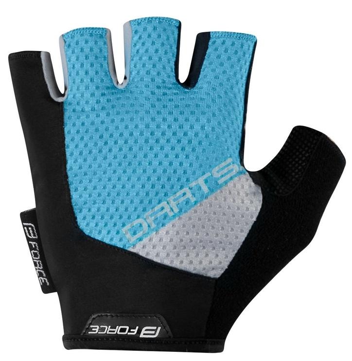 Force Dart Short Gloves Blue Grey XXL