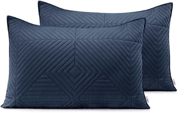 Padjapüür AmeliaHome Softa Pillowcase Charcoal/Honey 50x70 2pcs