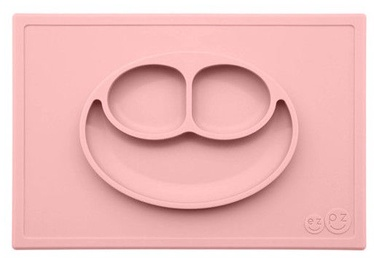 EZPZ 2-In-1 Happy Mat Pastel Pink