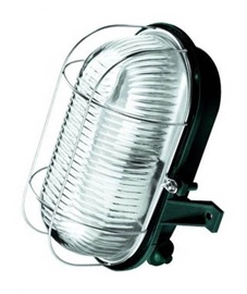 Lamp Lena Oval 20176, 60W, E27, IP44, must