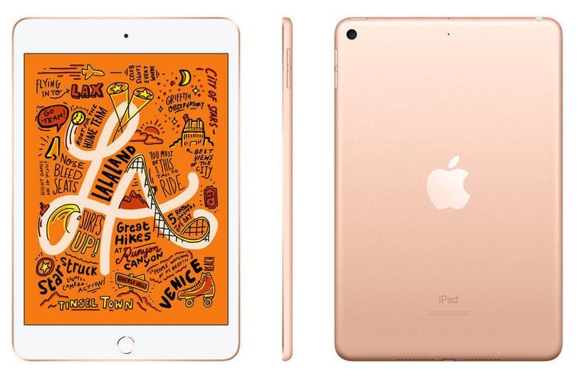 Planšetinis kompiuteris Apple iPad Mini 5 Wi-Fi 64GB Gold
