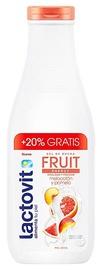 Lactovit Fruit Energy Shower Gel 720ml