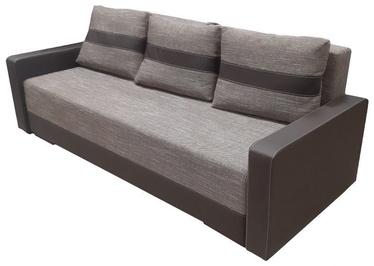MN Igor 2XL Sofa Eco Leather Brown