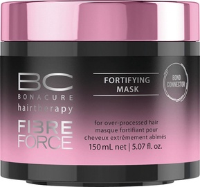 Kaukė plaukams Schwarzkopf BC Bonacure Fibre Force Fortifying Mask, 150 ml