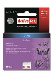 Printerikassett ActiveJet Cartridge AB-123CN 10ml Cyan